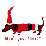 Who's your Santa?