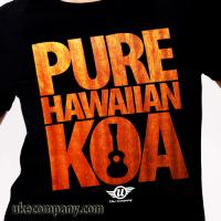 Pure Hawaiian Koa