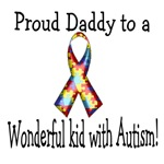 Proud Daddy to a wonderful kid with autism!
