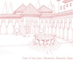 Alhambra's Court of Lions 2