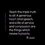 Triple Truth-Buddha