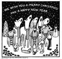 Dog Christmas Carols!