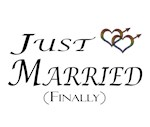 Just married (Finally)