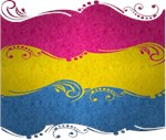 Pansexual Ornamental Flag