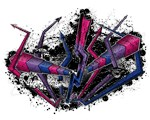 Graffiti Bisexual Lightning and Arrows