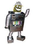 Robot Pickle