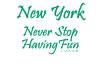 NY Never Stop Having Fun