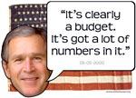 Budgetary Mathisms