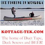 Muskoka Ice Fishing