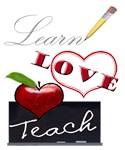 Learn-Love-Teach