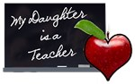 My Daughter is a Teacher