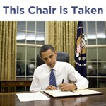 This Chair is Taken