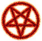 pentagrams. (two designs)
