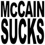 McCain Sucks