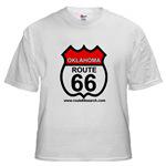 Oklahoma Route 66 T-Shirts