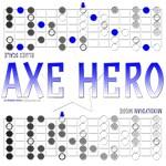 Axe Hero Left-handed Cheat Shirt