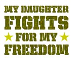 My Daughter Fights For Freedom