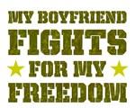 My Boyfriend Fights For Freedom