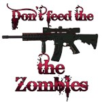Don't feed zombies