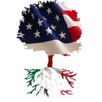 American with Italian Roots