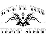 SHOW ME YOUR TRAMP STAMP (light shirts)