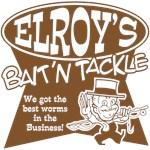 Elroy's Bait 'N Tackle Brown