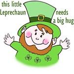 leprechaun needs hug