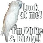 White & Birdy