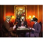 Dogs Playing Poker 2