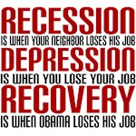 Recession, Depression, Recovery