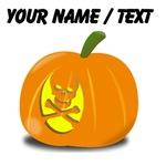Custom Skull Jackolantern