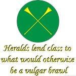 Heralds lend class