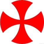 Cross Pattee Alisee