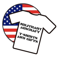 MILITARY AIRCRAFT/AIRPLANE T-SHIRTS AND GIFTS