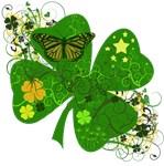 Irish Lucky Charm Clover