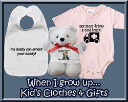 Future Professions Cute Kids' & Babies' Clothes