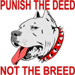 Pitbull Punish The Deed Not The Breed