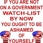If You Are Not On A Government Watch List
