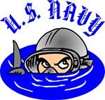 U.S. Navy Scuba