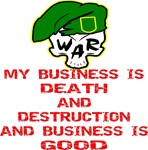 My Business Is Death