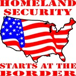 Homeland Security Starts At The Border