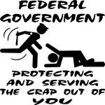 Federal Government Protecting The Crap Out Of You