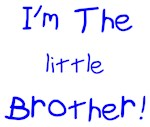 I'm the little brother