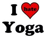 I Heart (hate) Yoga