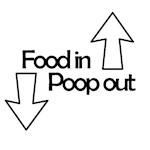 Food In, Poop Out