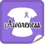 Hodgkin's Disease Awareness T-Shirts & Gifts