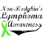 Non-Hodgkin's Lymphoma Awareness T-Shirts & Gifts