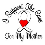 Lung Cancer Cure (Mother) T-Shirts