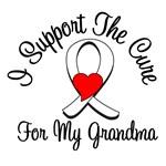 Lung Cancer Cure (Grandma) T-Shirts
