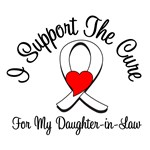 Lung Cancer Cure (Daughter-in-Law) T-Shirts & Gift